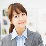 Businesswoman working in office